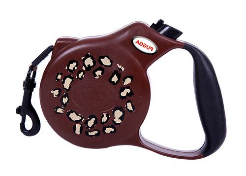 Laisse de chien rétractable réglable de 50 pieds réglable de vente chaude de nouvelle mode