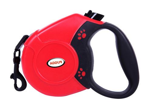 Fournitures de produits pour animaux de compagnie Laisse de chien rétractable de ceinture moyenne résistante de 3m