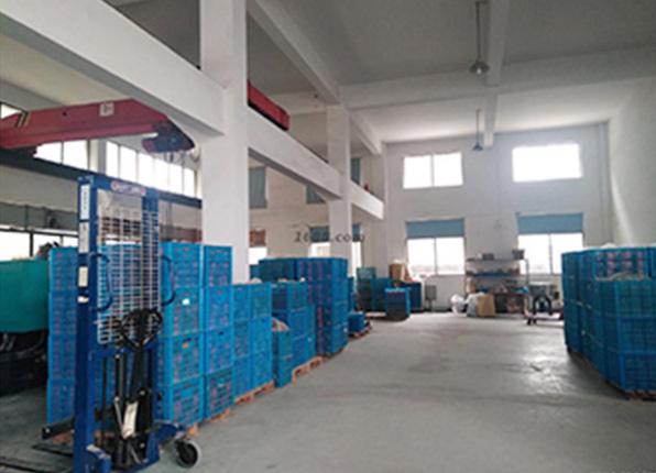 Atelier d'usine